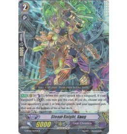 Bushiroad Steam Knight, Xang - G-BT02/027 - R