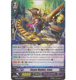 Bushiroad Steam Maiden, Ishin - G-BT02/062 - C