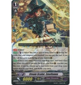 Bushiroad Steam Scalar, Emellanna - G-BT07/044 - R