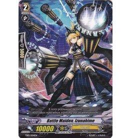 Bushiroad Battle Maiden, Izunahime - BT10/028 - R