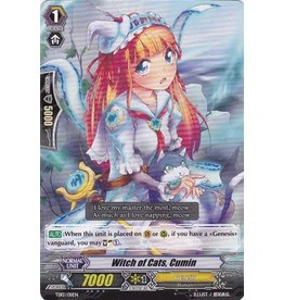 Bushiroad Witch of Cats, Cumin - BT10/068 - C