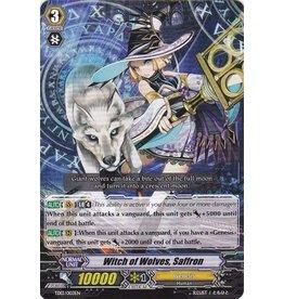 Bushiroad Witch of Wolves, Saffron - BT10/027 - R
