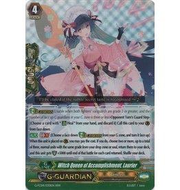 Bushiroad Witch Queen of Big Achievement, Laurier - G-FC04/030 - RRR