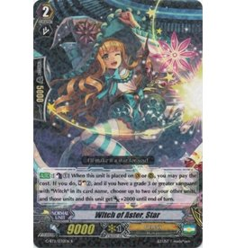 Bushiroad Witch of Aster, Star - G-BT11/030 - R