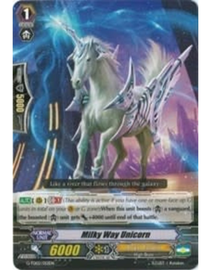 Bushiroad Milky Way Unicorn - G-TD02 - C