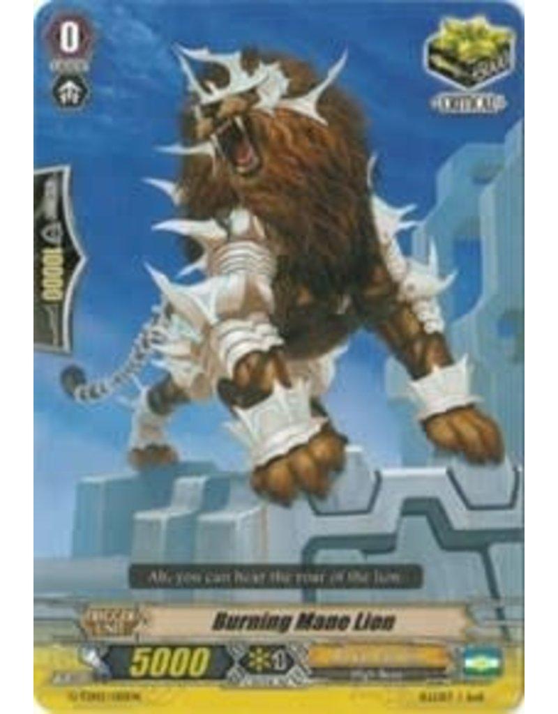 Bushiroad Burning Mane Lion - G-TD02 - C