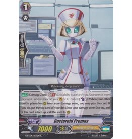 Bushiroad Doctoroid Premas G-BT04/055EN C