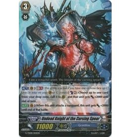 Bushiroad Undead Knight of the Cursing Spear G-TD08/002EN - TD