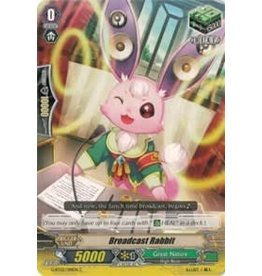 Bushiroad Broadcast Rabbit - G-BT02/091 - C