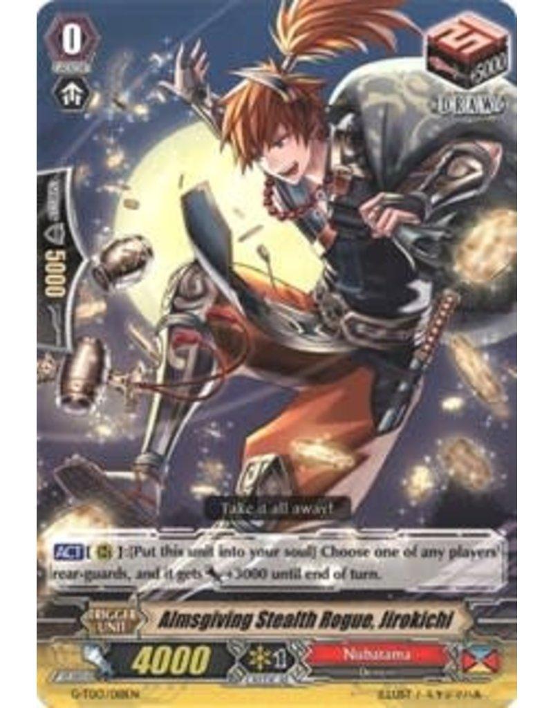 Almsgiving Stealth Rogue, Jirokichi G-TD13/018EN