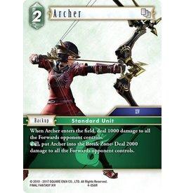 Square Enix Archer - 4-056 - R Foil