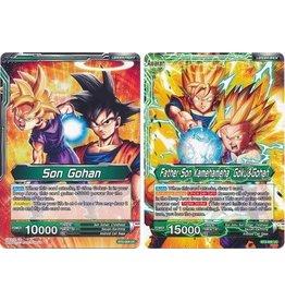 Bandai Namco Son Gohan | Father-Son Kamehameha Goku & Gohan -BT2-069 - Uncommon