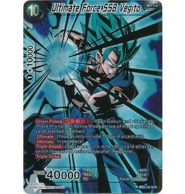 Bandai Namco Ultimate Force SSB Vegito - BT2-123 - SCR