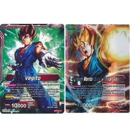 Bandai Namco Vegito | Fusion Warrior Super Saiyan Vegito - BT2-001 - Rare
