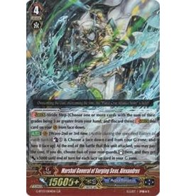 Bushiroad Marshal General of Wave Honor, Alexandros - G-BT13/004 - GR