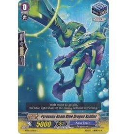 Bushiroad Pyroxene Beam blue dragon Soldier BT09/061EN C