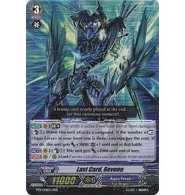 Bushiroad Last Card, Revonn BT11/008 RRR