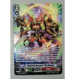 Bushiroad Dragonic Overlord ''The Destiny'' - G-BT13/008 - SP