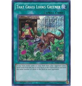 Konami That Grass Looks Greener - RATE-EN066 - Secret Rare