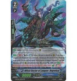 Bushiroad Witch Doctor of Languor, Negrolazy G-BT06/019EN - RR