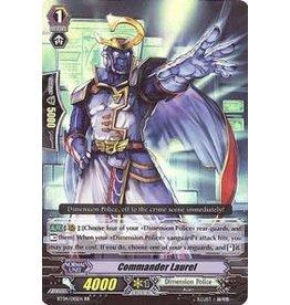 Bushiroad Commander Laurel BT04/015EN - RR