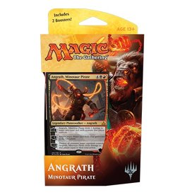Wizards of The Coast Rivals of Ixalan Planeswalker Deck - Angrath, Minotaur Pirate