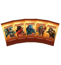 Wizards of The Coast Rivals of Ixalan - Booster Packs
