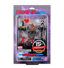 WizK!ds HeroClix - What If 15th Anniversary - Fast Forces