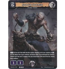 Bushiroad Ajeel of the Dark Reins - DB-BT01/099- R
