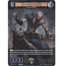 Bushiroad Ajeel of the Dark Reins - DB-BT01/099- R FOIL