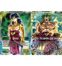 Bandai Namco Broly / Broly, The Legendary Super Saiyan - BT1-057 - Rare