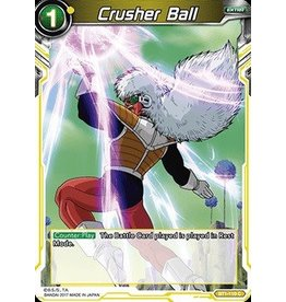 Bandai Namco Crusher Ball - BT1-110 - Common