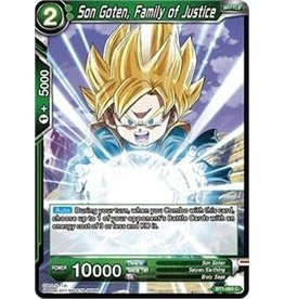 Bandai Namco Son Goten, Family of Justice - BT1-063 - Common