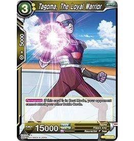Bandai Namco Tagoma, The Loyal Warrior - BT1-093 - Uncommon