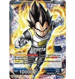 Bandai Namco Vegeta / Super Saiyan Blue Vegeta - BT1-028 - Rare