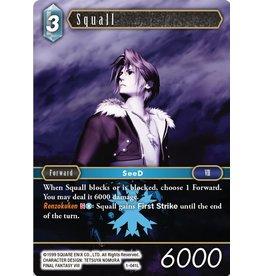 Square Enix Squall (1-041) - Legend Foil