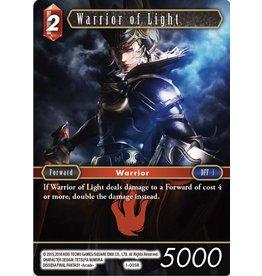 Square Enix Warrior of Light (1-005) - Rare