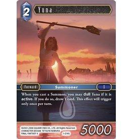 Square Enix Yuna (1-214) - Starter Foil