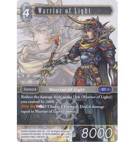 Square Enix Warrior of Light (2-145) - Legend