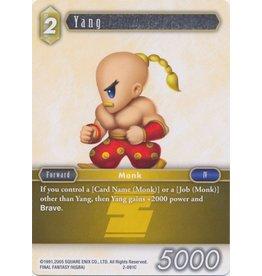 Square Enix Yang (2-091) - Common