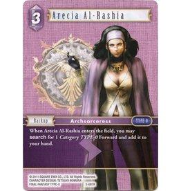 Square Enix Arecia Al-Rashia (3-097) - Rare Foil