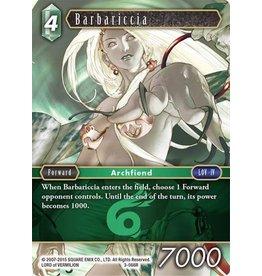 Square Enix Barbariccia (3-066) - Rare Foil