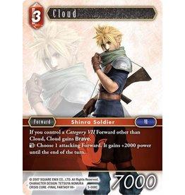 Square Enix Cloud (3-008) - Common