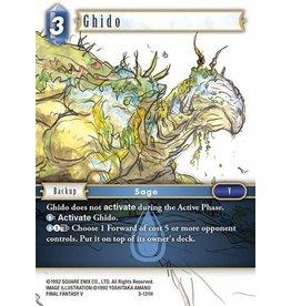 Square Enix Ghido (3-131) - Hero Foil