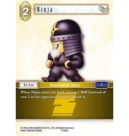 Square Enix Ninja (3-090) - Common Foil