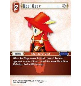 Square Enix Red Mage (3-001) - Common Foil