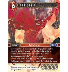 Square Enix Rubicante (3-024) - Rare Foil