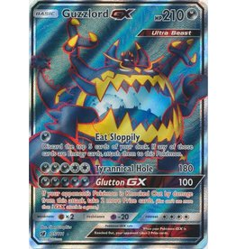 Pokemon Guzzlord GX - 105/111 - Ultra Rare Full Art