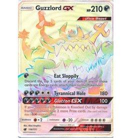 Pokemon Guzzlord GX - 116/111 - Secret Rare