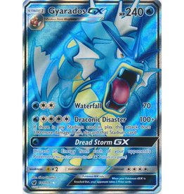 Pokemon Gyarados GX - 101/111 - Ultra Rare Full Art
